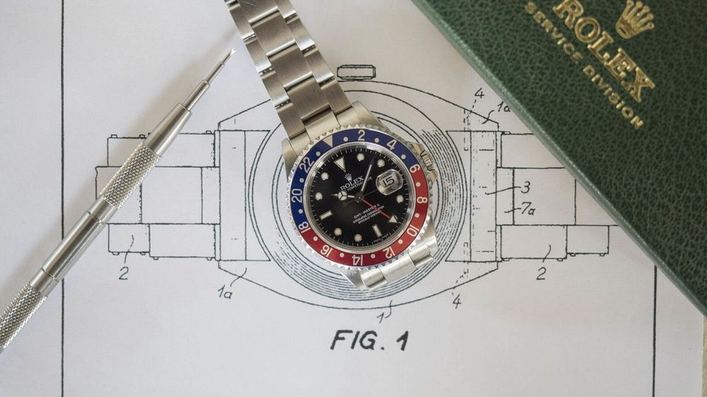c8ea7e055 The Fascinating History of the Rolex Oyster Bracelet