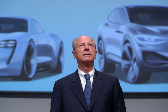 Volkswagen to Link Top Executives' Bonuses to ESG Targets