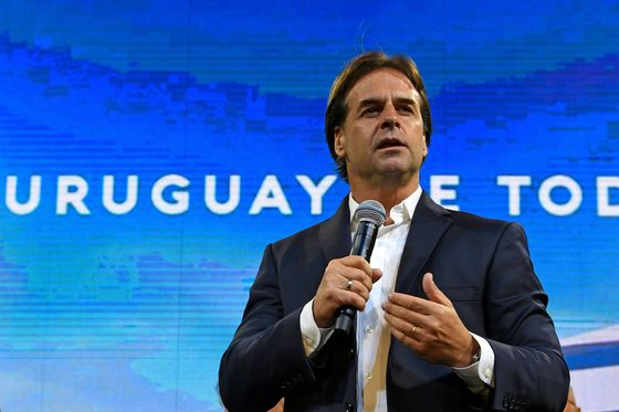 Uruguay Sees 'First Wave' Threatening Long-Protected Covid Gains