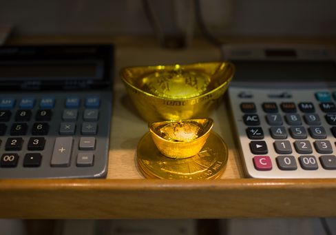 Hedge Fund Gold Wagers Defy Worst Slump in 33 Years