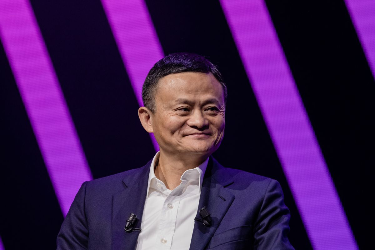 bloomberg.com - Andrew Davis - Ant Group Mulls Ways for Jack Ma to Cede Control, Reuters Says