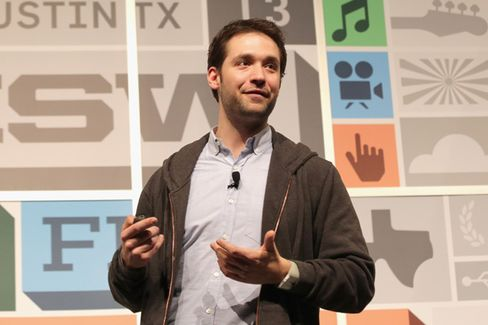 Reddit???s Ohanian Tells Would-Be Entrepreneurs to Just Do It
