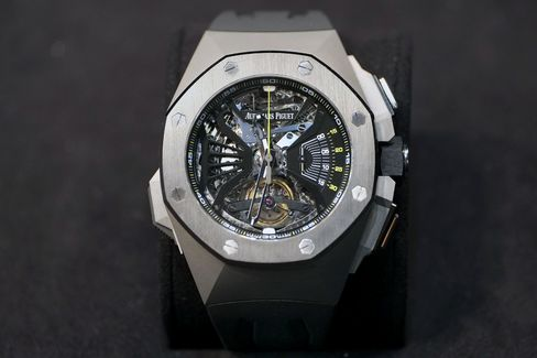 The Audemars Piguet Super Sonnerie is a minute repeater unlike any other.