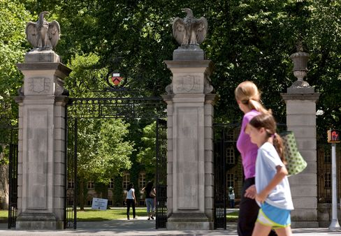 Famous People Need Not Apply as Ivy League Hunts for Presidents