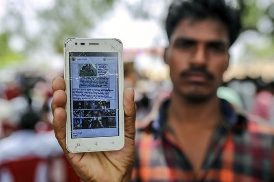 One Cop's Fight Against Fake News is Saving Lives in India