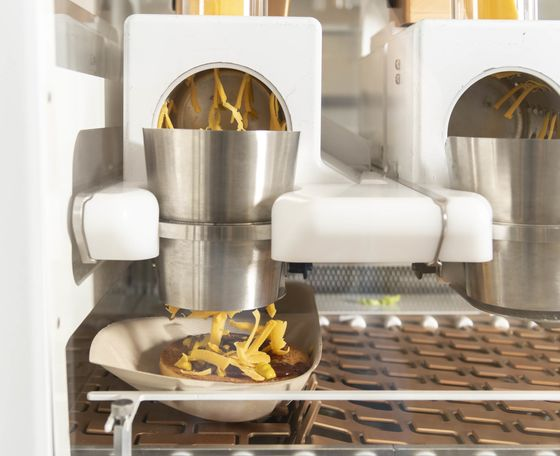 The World's First Robot-Made Burger Is About to Hit the Bay Area
