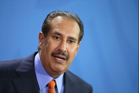 Former Qatari PM Sheikh Hamad
