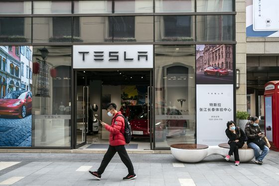 Tesla's Fall From Grace in China Shows Perils of Betting on Beijing
