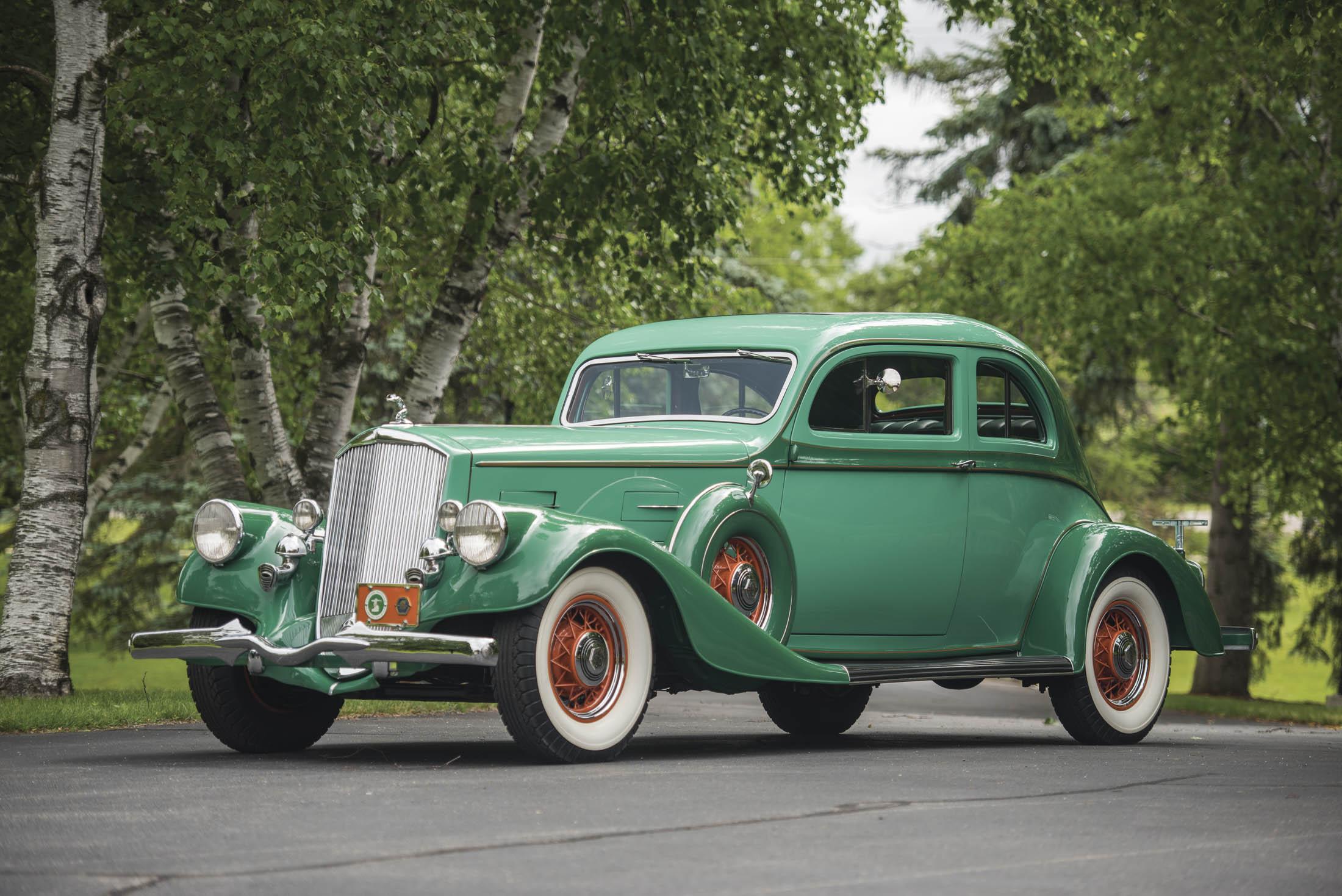 1934 Pierce-Arrow Eight Silver Arrow