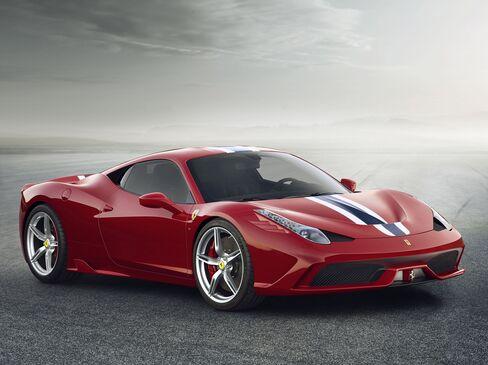 Ferrari Plans More Hybrids to Follow $1.34 Million LaFerrari