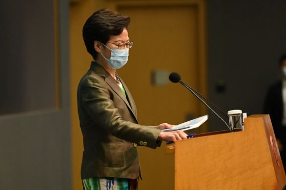 Hong Kong Says Doxxing Law Alarming Tech Firms Strikes 'Balance'