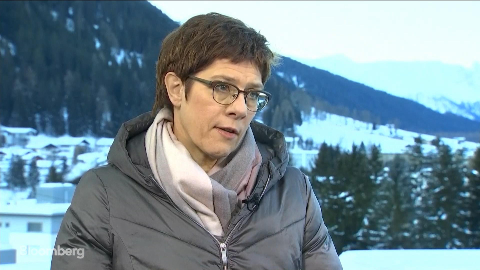 CDU Leader Annegret Kramp-Karrenbauer on Middle East, Syrian Humanitarian Situation, Government