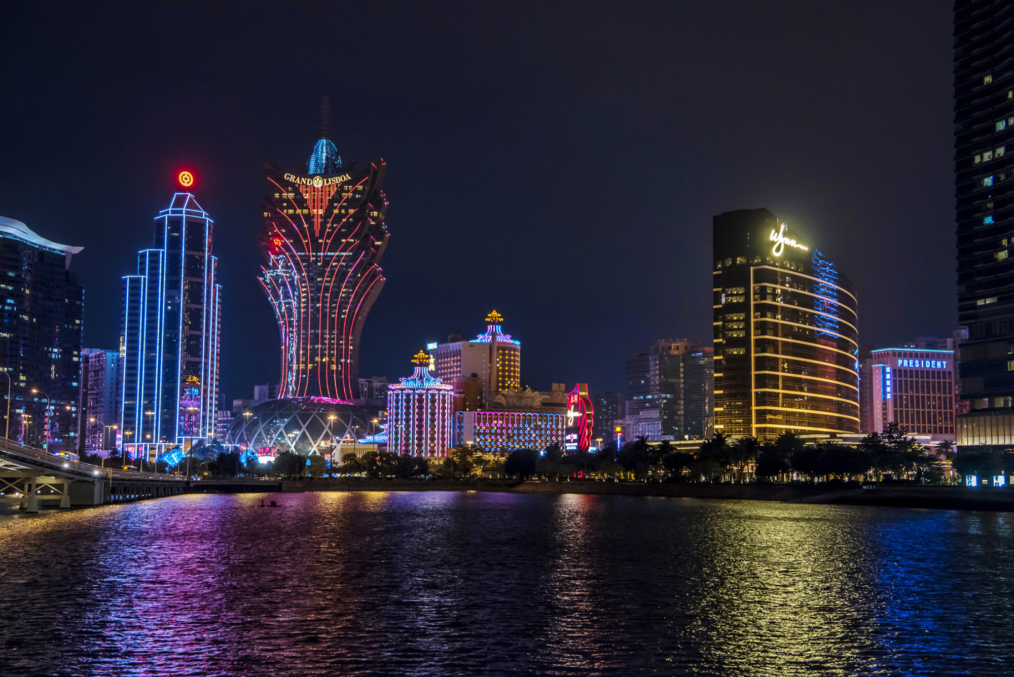 Macau casino | All the action from the casino floor: news, views and more