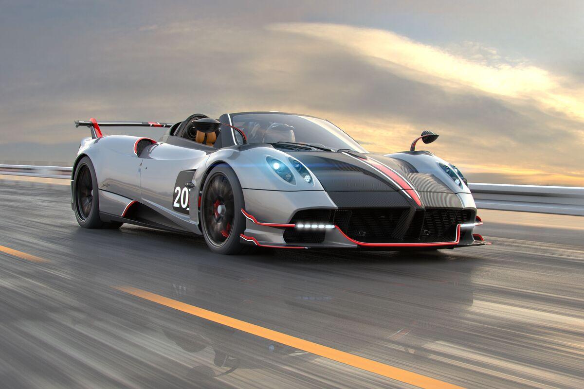 Anyone Can Drive Pagani's New $3.4 Million-Dollar Hypercar