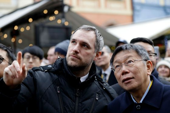The European Mayor Who Doesn't Want China's Help With Virus