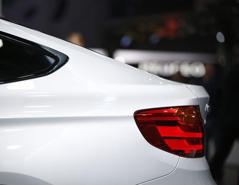 BMW Regains Top Monthly Luxury-Car Sales Rank From Audi on SUV