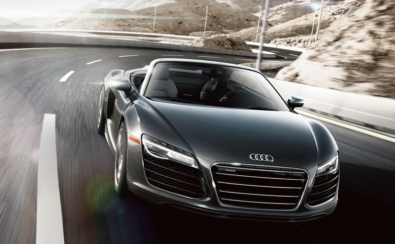 Every Expensive Thing In Fifty Shades Of Grey Explained Bloomberg - Audi car in 50 shades of grey