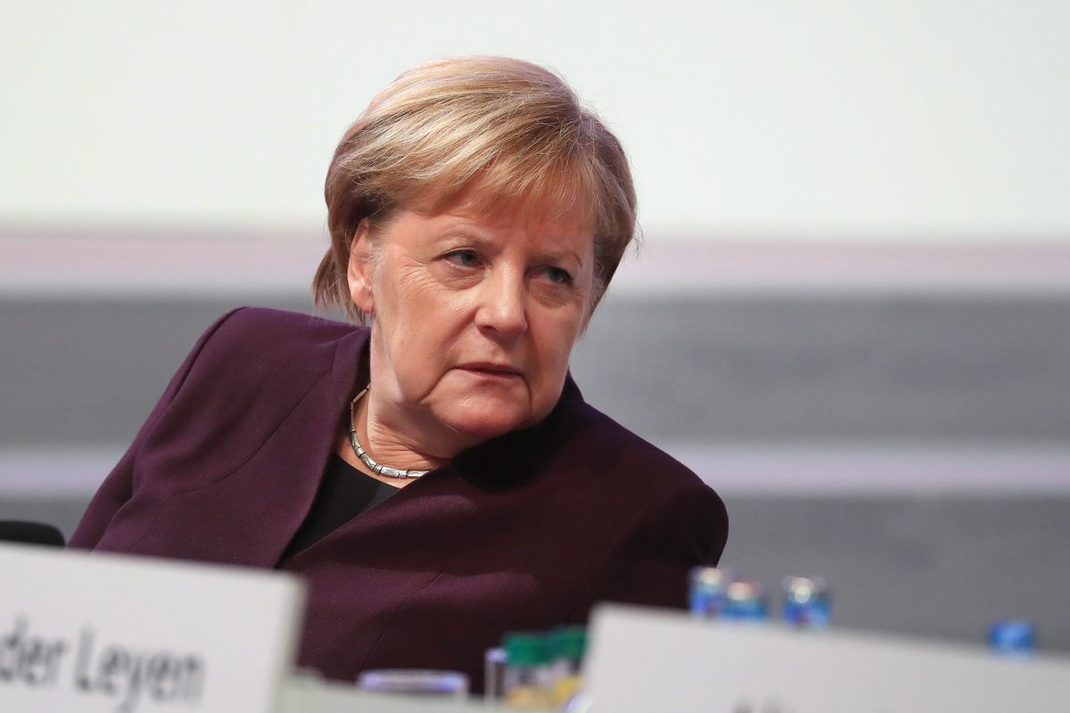 A Clash With Merkel May Have Backfired on Her Coalition Partner