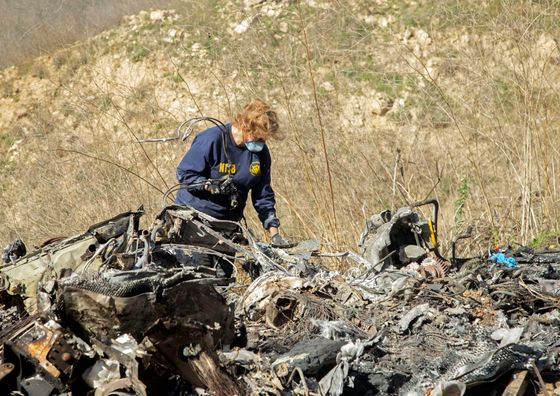 Kobe Bryant Crash Probe to Highlight Gaps in Helicopter Safety