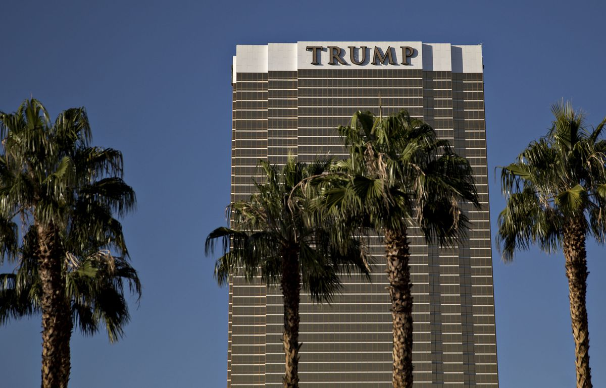 Trump Hotels' Top Room Rates Down 25% in Past Year, Report Shows