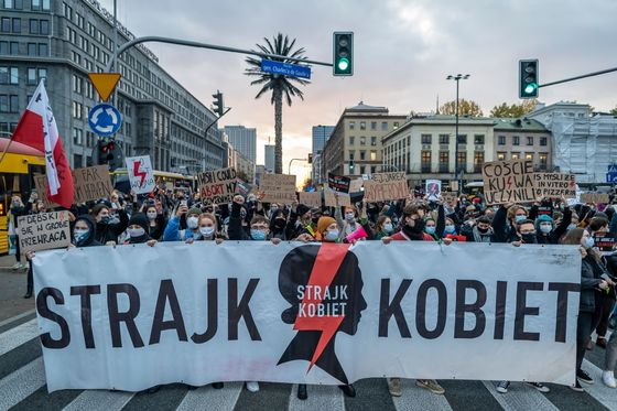 Abortion Ban Turns Women Into Enemy of the State in Poland