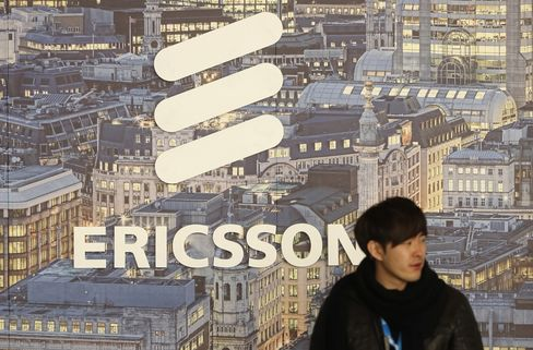 Ericsson Sales Fall Short as Huawei Competition Intensifies