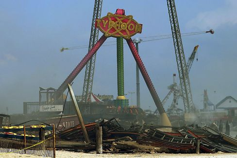 Jersey Shore Boardwalk Businesses Try to Rebuild???Again