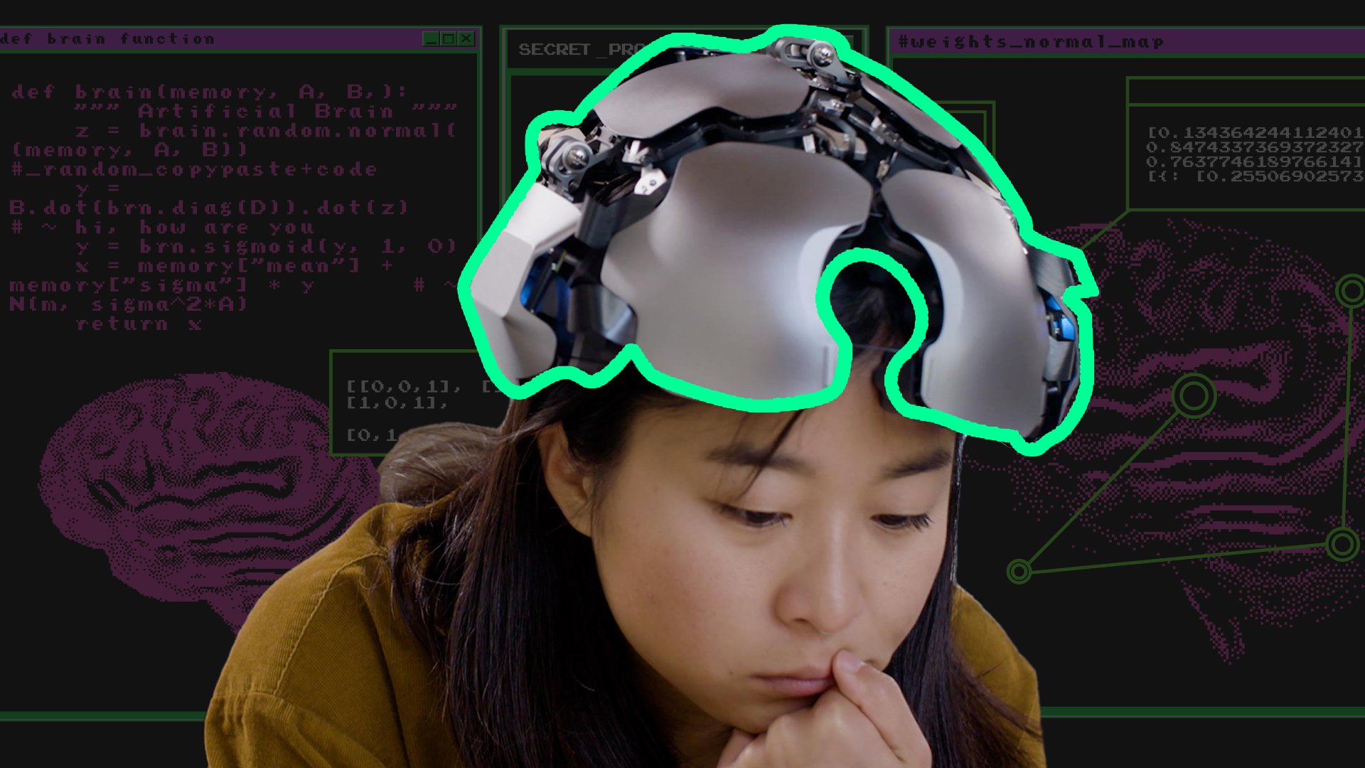 Science Can Link Your Brain to a Computer. Are You Ready?