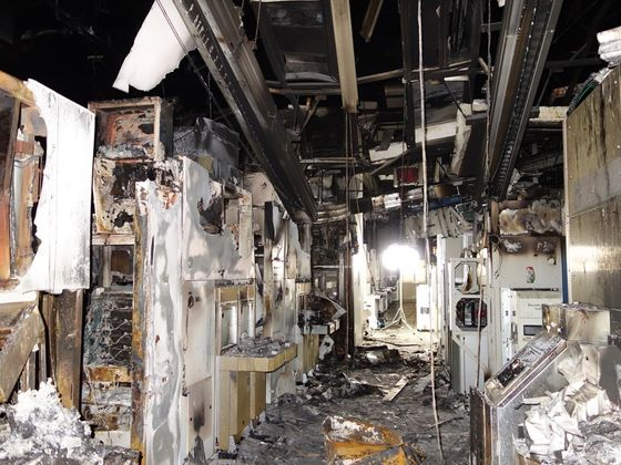 Renesas Resumes Operations of Clean Room Damaged by March Fire
