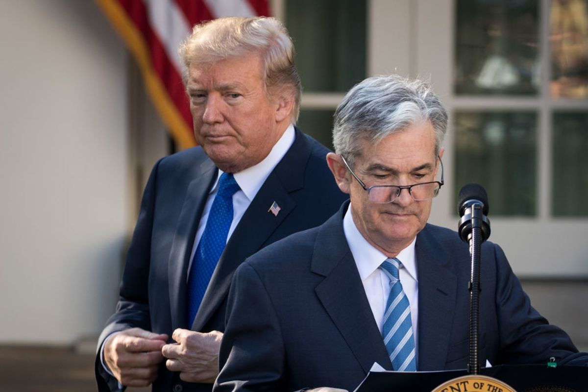 Should the Fed Join the #Resistance?