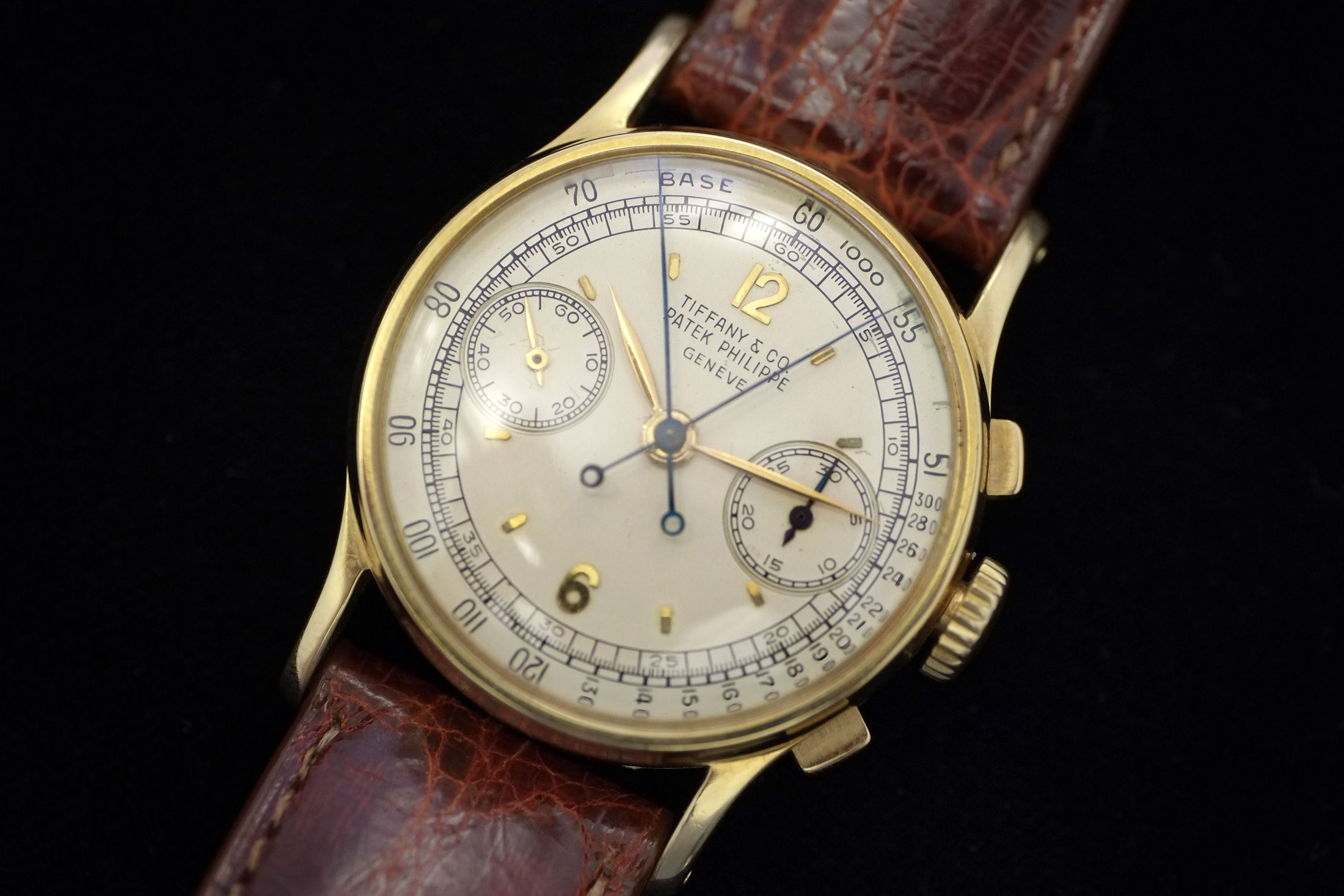 Patek Philippe ref. 1436 Split Seconds Chronograph (lot 47)