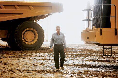 Caterpillar's Doug Oberhelman: Manufacturing's Mouthpiece