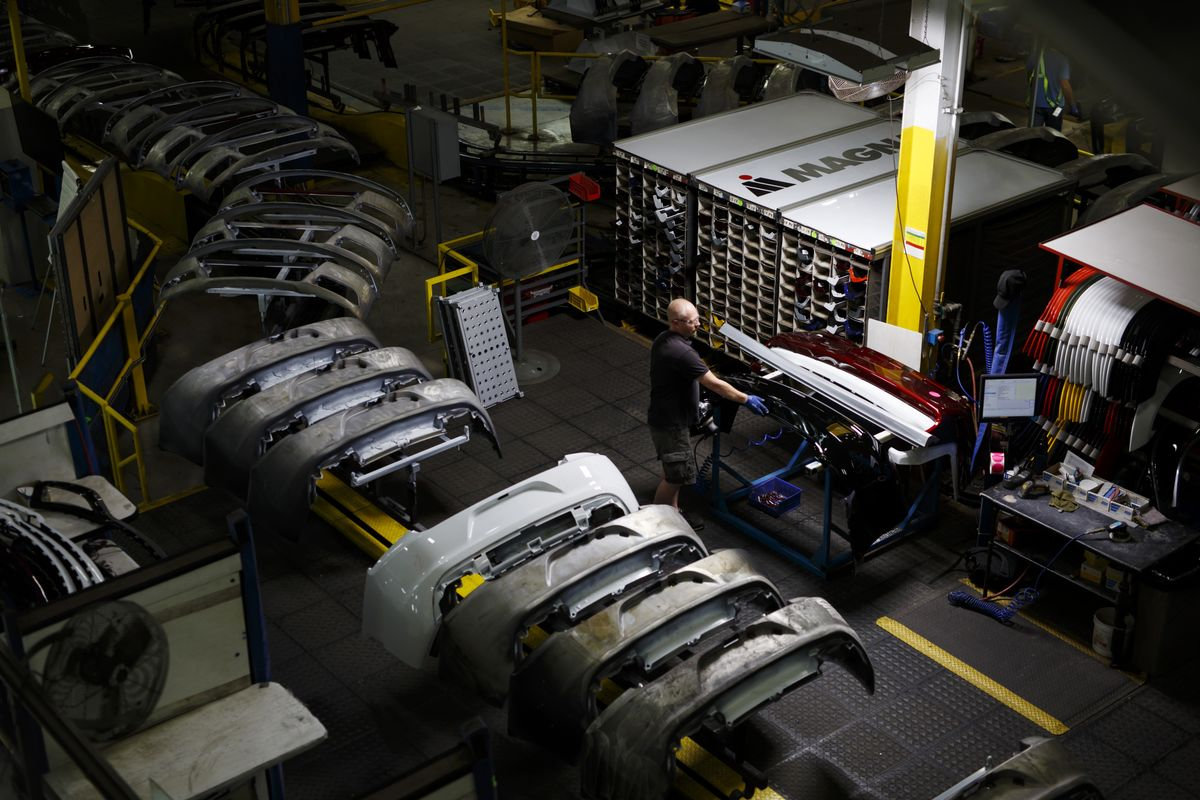 GM Strike Poised to Affect Thousands of Canadian Auto Jobs