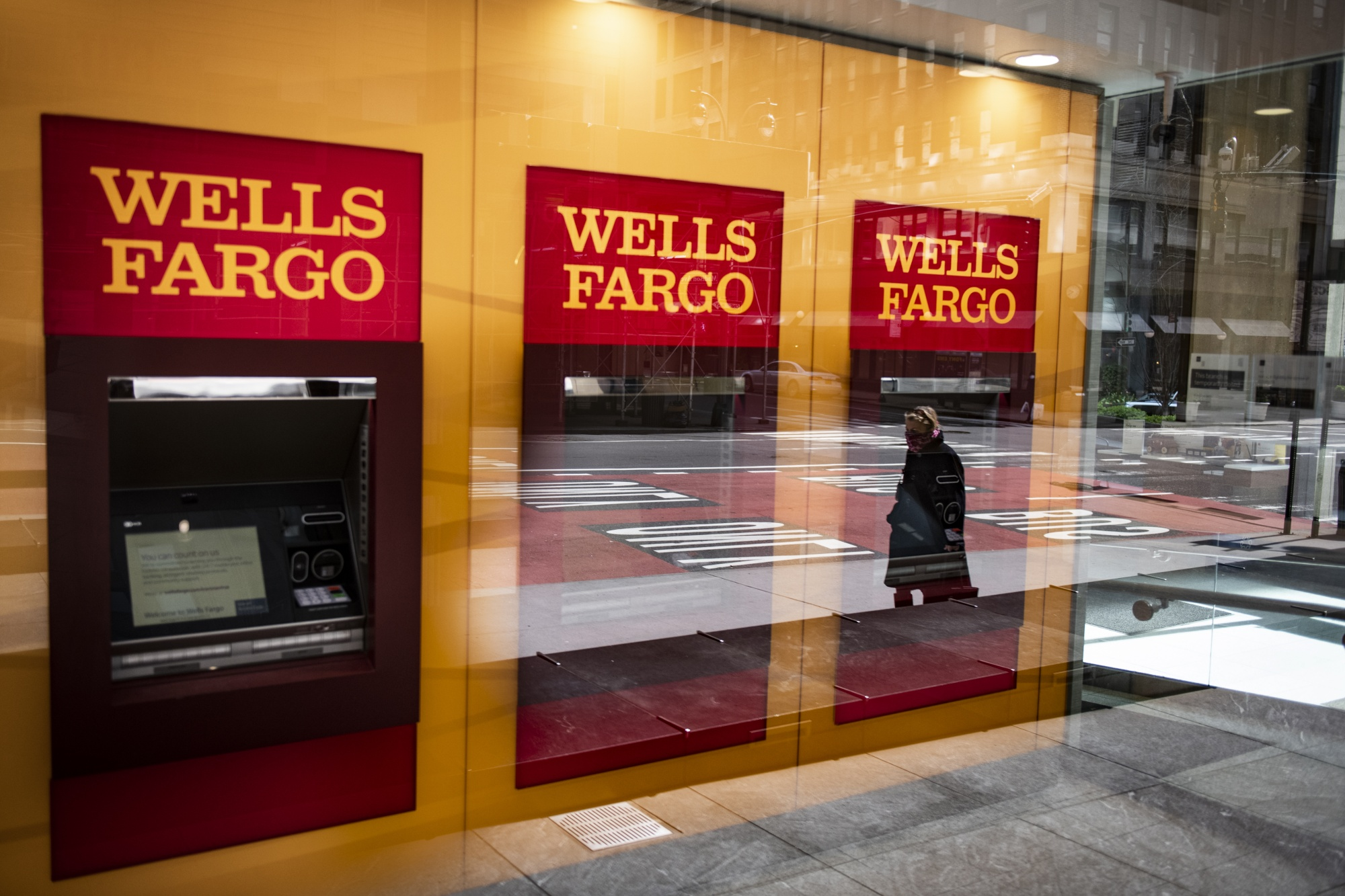 The potential sale comes as Wells Fargo pares down its assets after years of scandals.