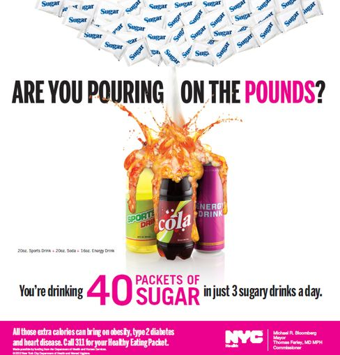 New York Soda Size Limitations Barred by State Court Judge