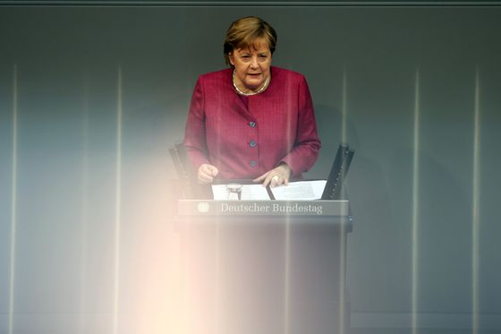 Merkel Pleads for More Control to Break Third Pandemic Wave
