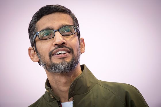Alphabet Soars to Record After Earnings Wallop Expectations