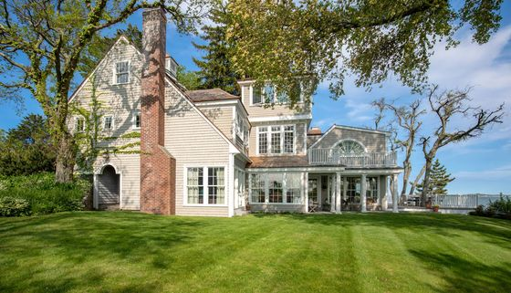 People Are Still Putting Their Mansions on the Market