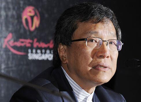 Genting Bhd. Chairman Lim Kok Thay