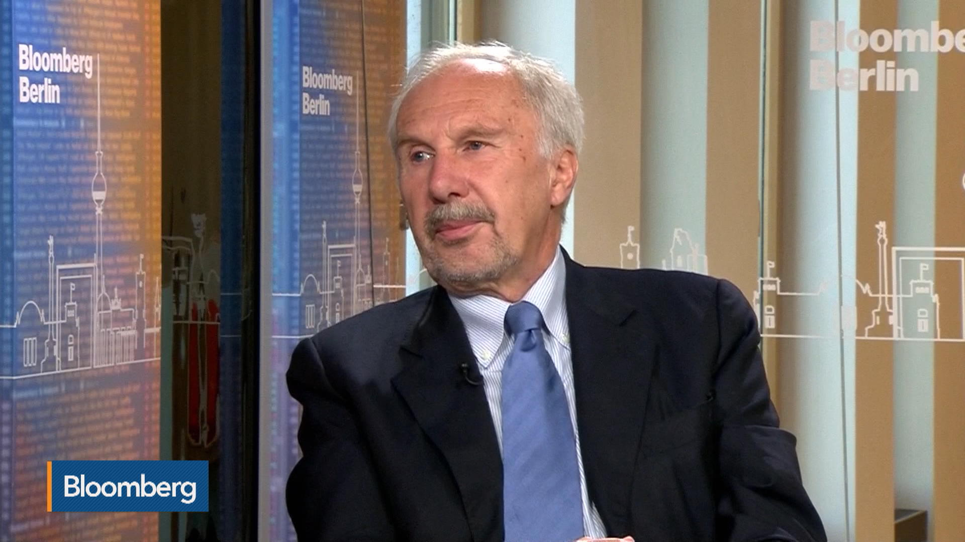 Ewald Nowotny, Former ECB Policy Maker, on Mario Draghi `Insults,' Monetary, Fiscal Policy