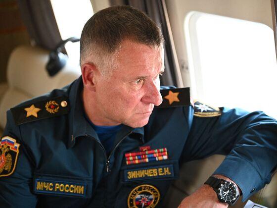 Ex-Putin Bodyguard, Emergencies Minister Killed in Accident