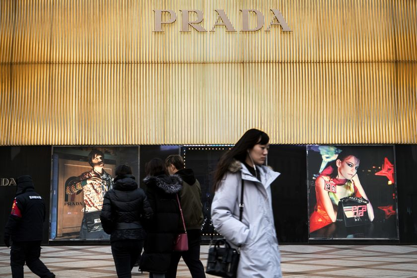 High-end Retail in Beijing Amid Fears of China's Consumer Slowdown