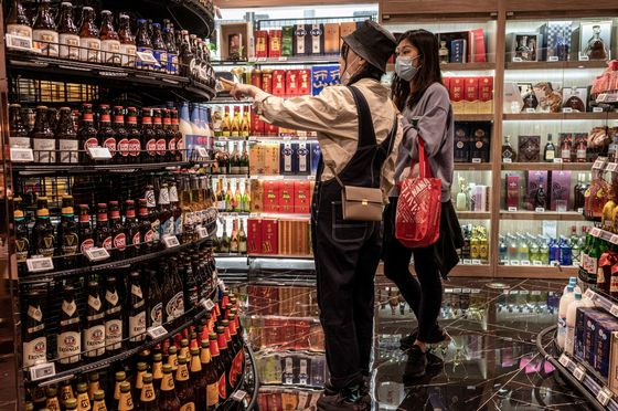 Seltzer, Energy Drinks: Budweiser Looks Beyond Beer in China