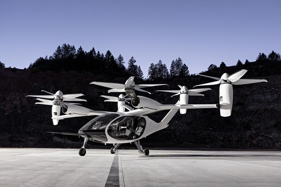 Uber Sells Flying Taxi Division to Joby in Broader Retrenchment