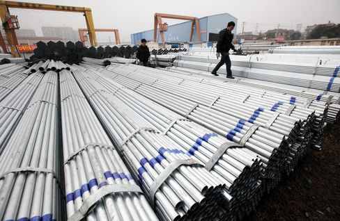 China Said to Suspend Release of Steel PMI Ahead of Data Changes