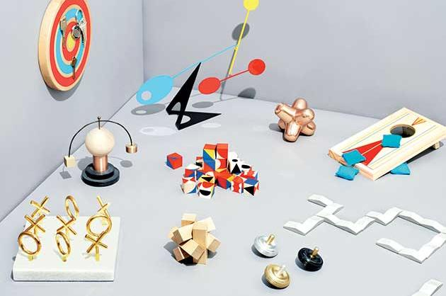 Toys For Grownups : Desk toys for adults at play in the office bloomberg