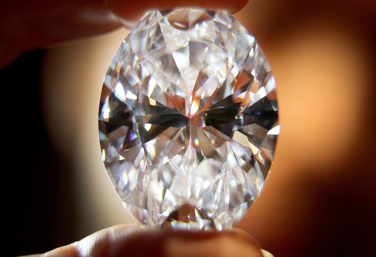 Прикольные картинки алмазов