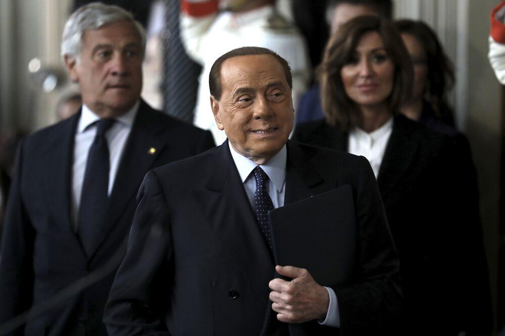 Իտալիայի նախկին վարչապետ Սիլվիո Բեռլուսկոնին տեղափոխվել է հիվանդանոց