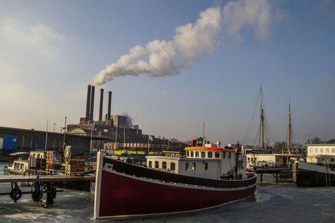 Dong Energy A/S Power Stations As Goldman Sachs Group Inc. Wins Denmark's Assurance On Deal