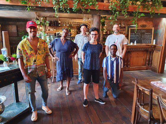 London Restaurant to Celebrate Diversity in Age of Black Lives Matter
